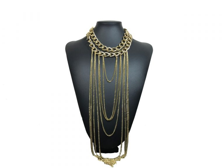 Colier Market Gold 25